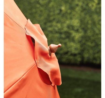 Umbrela de soare 2M, portocalie