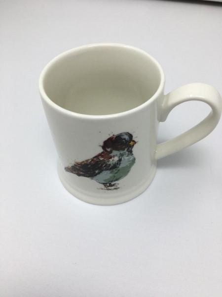 Cana ceramica Birds