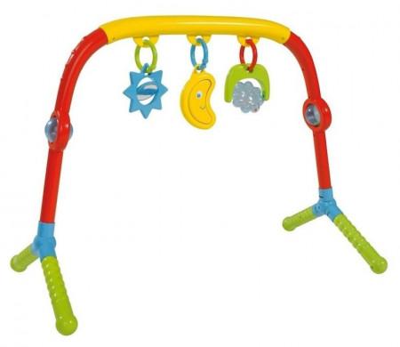 Jucarie Baby Gym trapez cu accesorii Simba