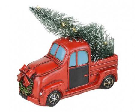 Obiect decorativ Red Camion I