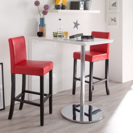 Set de bar compus din masa Pierre și 2 scaune Nello