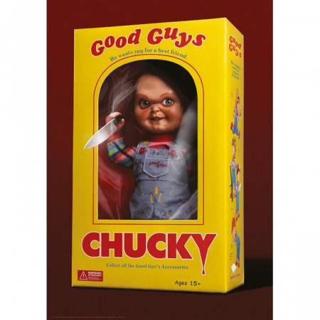 "Tablou ""Chucky"", 41,9 x 29,7 x 0,5 cm"