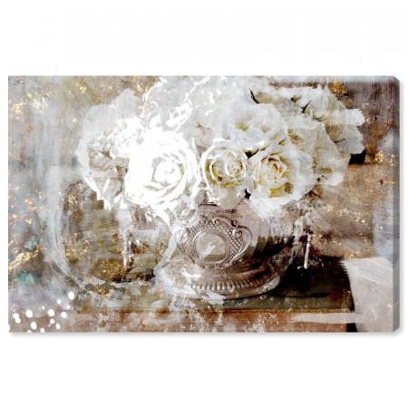 Tablou 'Serving Roses' Graphic Art 40.6cm x 61cm