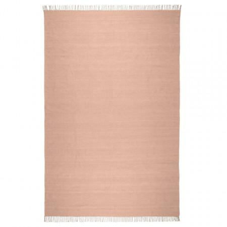 Covor din lana FIL,170 x 240 cm, roz