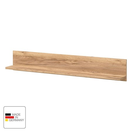 Etajera Calvi PAL, maro, 140 x 23 x 18 cm