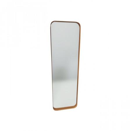 Oglinda Vogue, galben, 100 x 30 x 4 cm