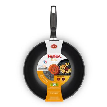 Tigaie tip wok Tefal, 28 cm