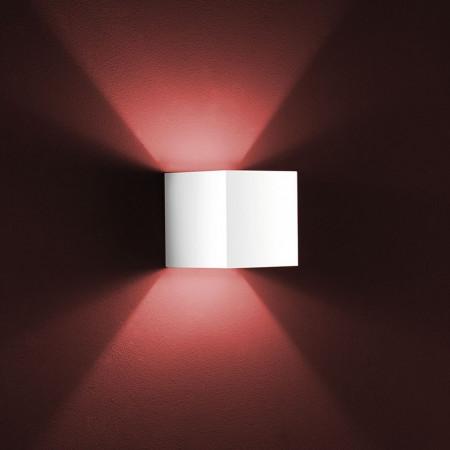 Aplica Siri metal, alb, 1 bec, 230 V