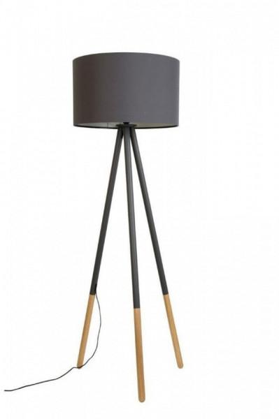 Lampadar Highland, metal/lemn
