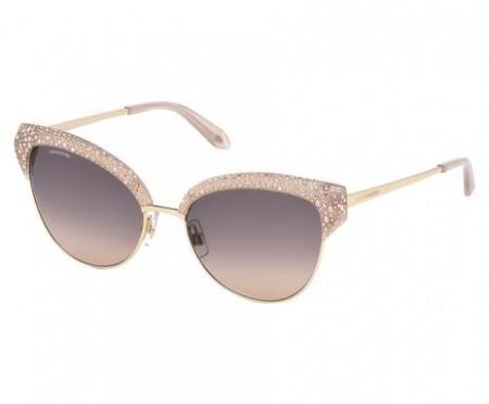 Ochelari de soare Blue rosa Atelier Swarovski