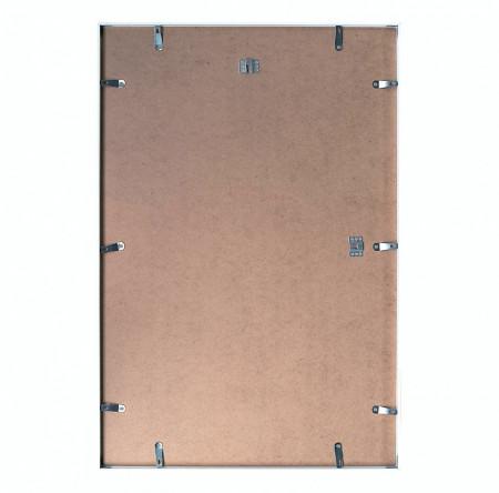 Rama Fartura plastic/sticla acrilica, alb, 61 x 91,5 cm