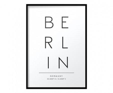 Tablou Berlin, 30x40 cm