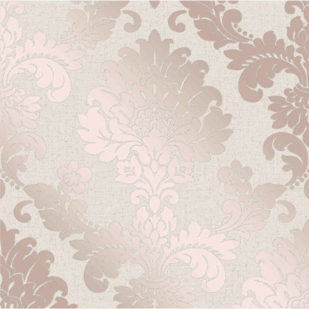 Tapet, vinil, roz, 1000 x 53 cm
