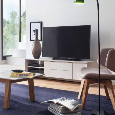 Comoda TV Profil II alba
