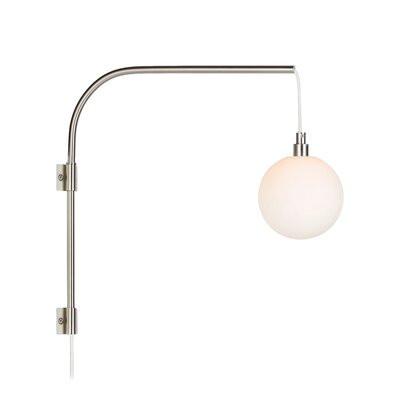 Lampadar Downing Buddy, oțel, 40 x 12 x 41 cm