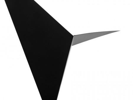 Aplica de perete BRIANCE, negru