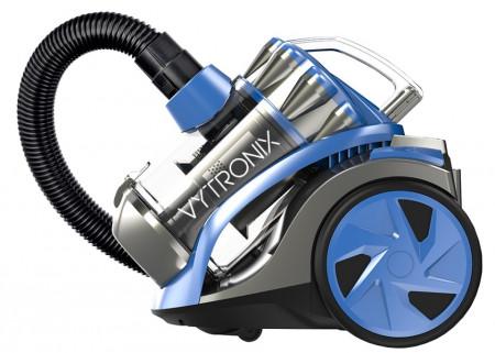 Aspirator fara sac Vytronix CYL01 gri/albastru, 33 x 25 x 29 cm, 2 L