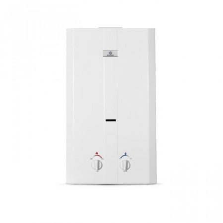 Incalzitor de apa (boiler), alb, 64,77 x 34,66 x 12,7 cm