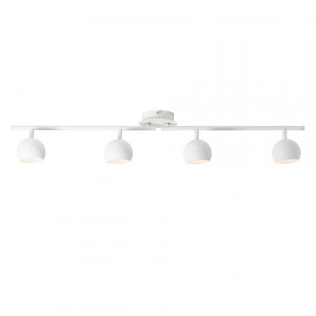 Lustra LED Inova II - sticla acrilica/otel - 4 becuri