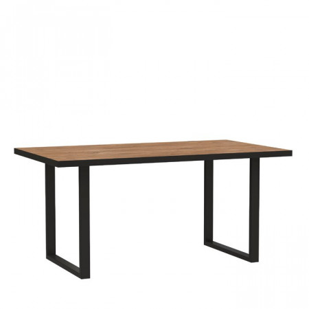 Masa Hannum, maro/neagra, 160 x 90 x 74,1 cm
