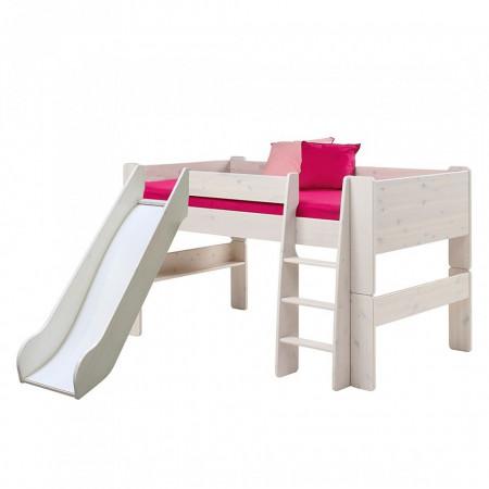 Patut Steens pentru copii din lemn masiv