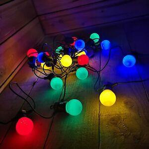 Set 20 de beculete colorate interconectabile Benross