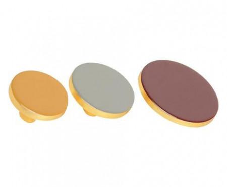 Set de 3 cuiere Pastel