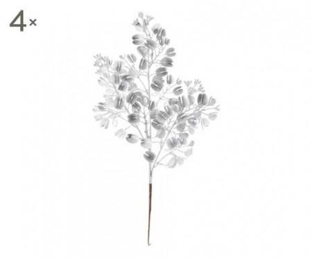 Set de 4 ornamente Eucalipto argentiu