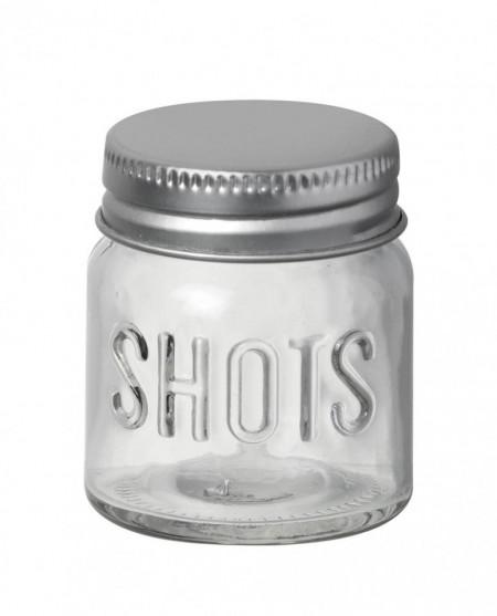 Set de 6 paharele pentru shot-uri