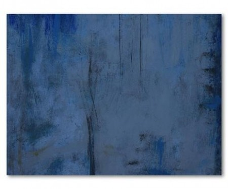 Tablou Blue Lovin, 100x75 cm