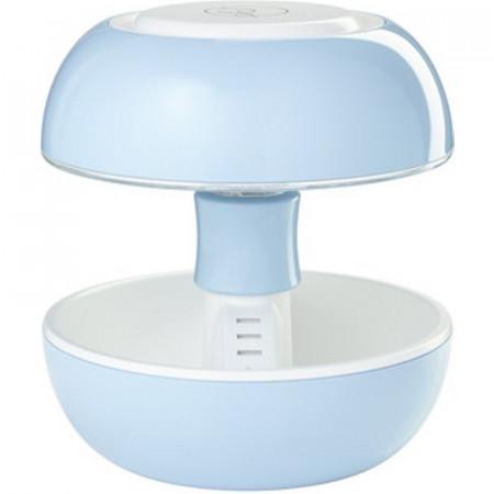 Veioza Joyo Candy plastic, albastra, diametru 25 cm, 3.5 W