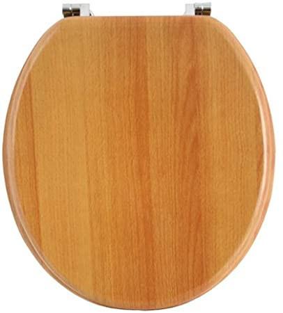 Capac de WC Anika , efect pin 43 x 37.5 cm