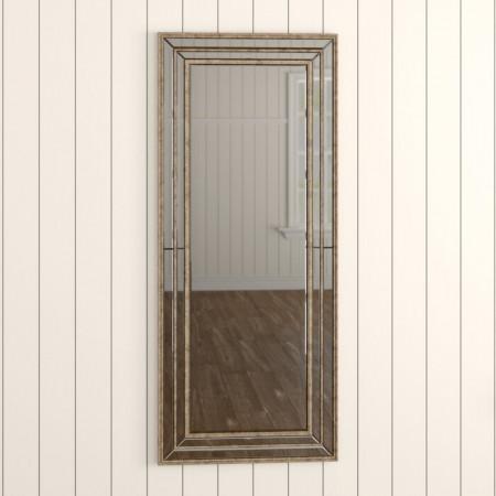 Oglinda Timpkins, sticla, 154 x 65 x 3,5 cm