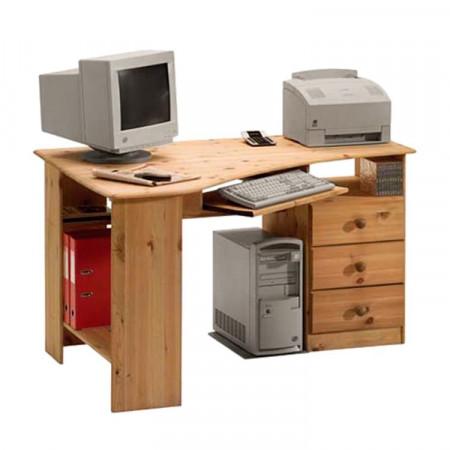 Birou din lemn masiv Berra II