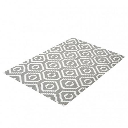 Covor din fibre sintetice Tireli, gri 200 x 290