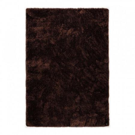 Covor TOM TAYLOR Soft Square choco 140 x 200 cm