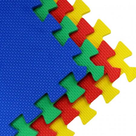 Covorase tip puzzle din spuma pentru exercitii, yoga si pentru timpul de joaca al copiilor