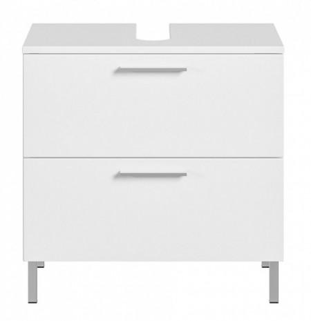 Dulapior de chiuveta Arvada MDF/PAL, alb, 60 x 61 x 35 cm