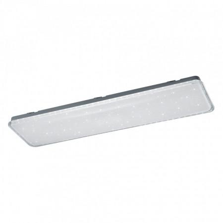 Plafoniera LED Chiba, sticla acrilica