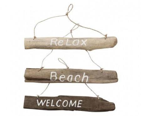Set de 3 obiecte decorative Beach