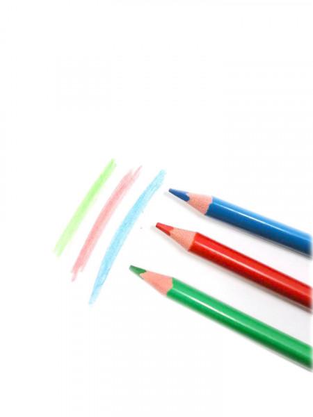 Set de 50 de creioane colorate Karll