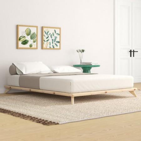 Cadru de pat Senza, 140 x 200 cm