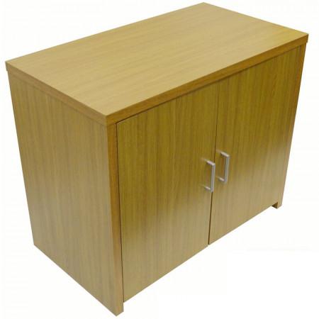 Dulap de depozitare cu 2 uși, PAL, MDF, 72cm H x 87,5cm W x 48cm D