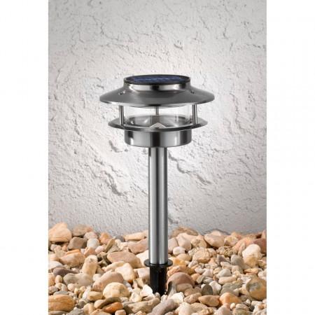 Lampa LED de exterior Salina, plastic / metal, 1 bec