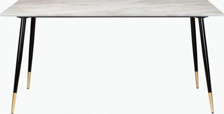 Masa de living Monza masa MDF, marmura, 160x90x76 cm