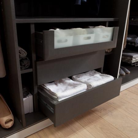 Set de sertare pentru dressing 90cm