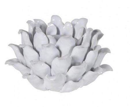 Suport pentru lumanare in forma de floare