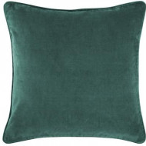 Fata de perna Dana verde smarald, 40x40 cm