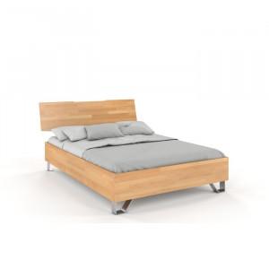 Cadru de pat, maro, 97 x 145,5 x 211 cm