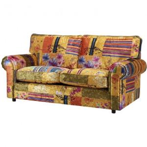 Canapea de 3 locuri Gail, 94 x 180 x 92 cm